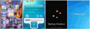 Windows 7 RC Nokia Theme