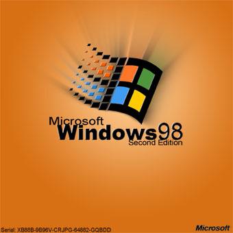 Windows 98 CD Cover by Btje on DeviantArt