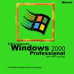 Windows 2000 CD Cover