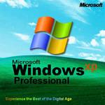 Windows XP CD Cover