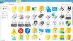 WINDOWS 10 BUILD 10036 ICON PACK | IMAGERES.DLL