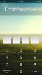 iOS6: Minuet keypad by nienque