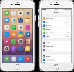 Zanilla iOS8 supplement