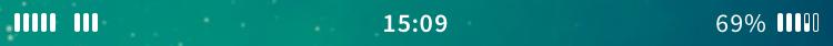 iOS8: Habesha signal bars by nienque