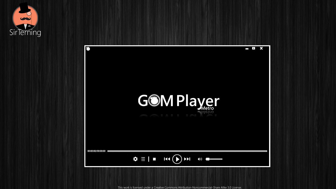GOM Player Metro by Zionnomonus