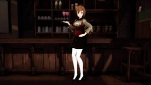 {400+ Watchers Gift 1} TDA Bartender Meiko {DL} by HarukaSakurai