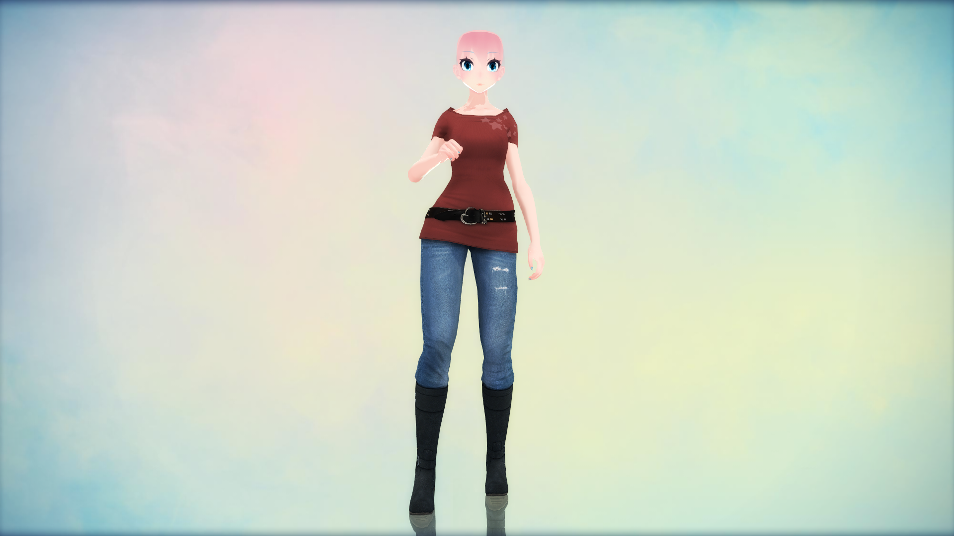 {MMD} Casual Outfit {DL} By HarukaSakurai On DeviantArt