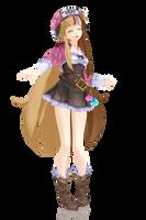 {500+ Watchers Gift} Frixell Galaco {DL} by HarukaSakurai