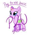MLP P2U Base [Sai/Psd/Binary aka Paint Friendly!] by Furreon