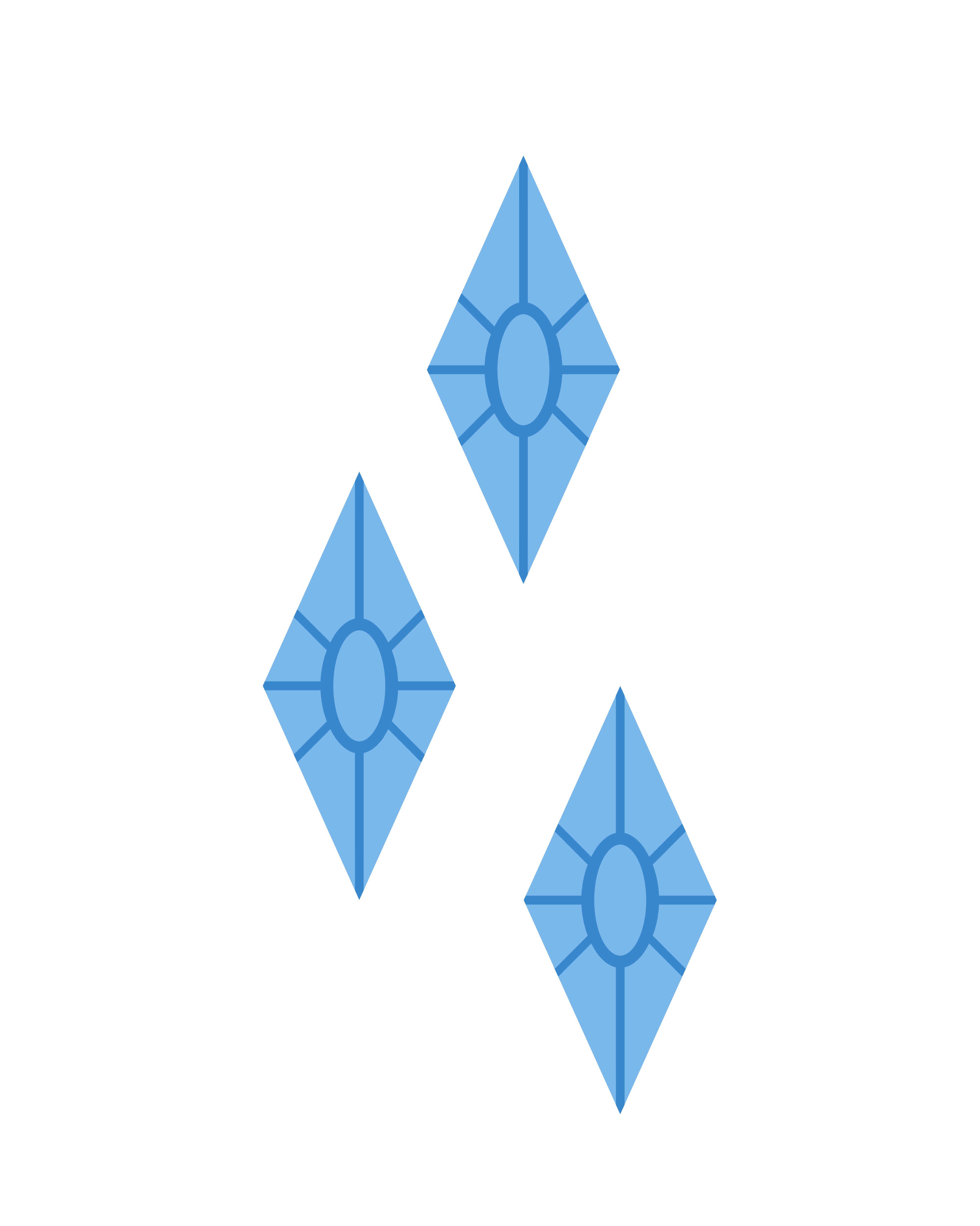 Rarity's Cutiemark - Vector