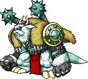 Vikemon by DigimonGif
