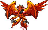 Zhuqiaomon by DigimonGif