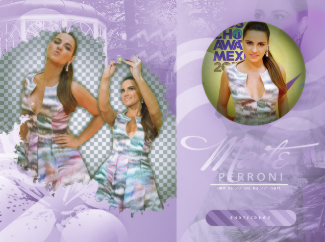 Pack png 1083 maite perroni by exoticpngs on deviantart for 1083 3