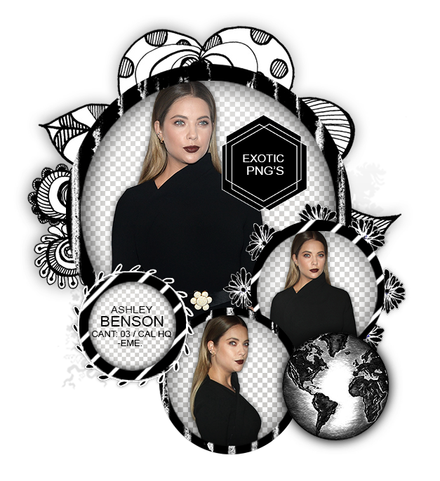 Pack Png 1332 // Ashley Benson by ExoticPngs on DeviantArt