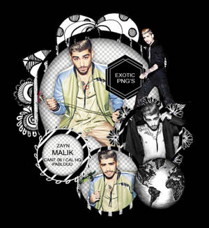 Pack Png 1360 // Zayn Malik.