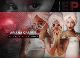 Pack Png 1544 // Ariana Grande. by ExoticPngs