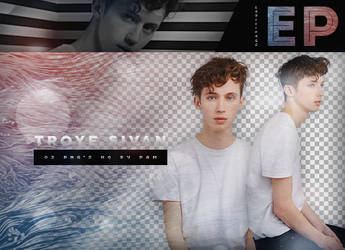 Pack Png 1588 // Troye Sivan. by ExoticPngs