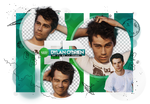 Pack Png 1980 // Dylan O'brien