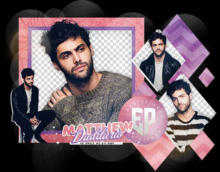 Pack Png 2001 // Matthew Daddario. by ExoticPngs