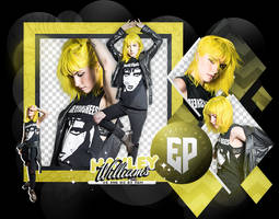 Pack Png 2065 // Hayley Williams. by ExoticPngs