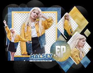 Pack Png 2163 // Halsey. by ExoticPngs