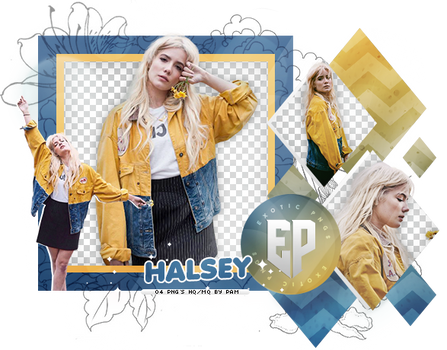 Pack Png 2163 // Halsey.