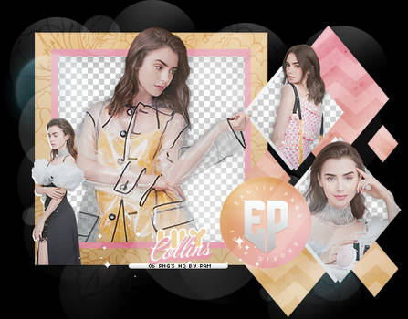 Pack Png 2225 // Lily Collins.