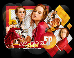 Pack Png 2265 // Madelaine Petsch.