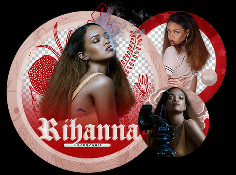 Pack Png 2384 // Rihanna.