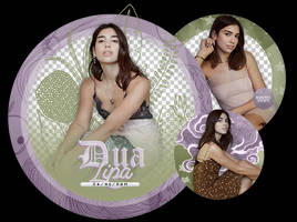 Pack Png 2385 // Dua Lipa. by ExoticPngs