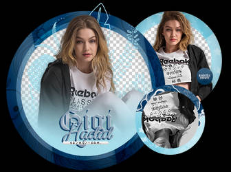 Pack Png 2411 // Gigi Hadid. by ExoticPngs