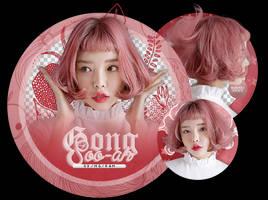 Pack Png 2440 // Gong Soo-ah. by ExoticPngs