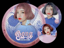 Pack Png 2451 // Gong Soo-ah. by ExoticPngs