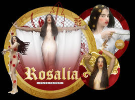 Pack Png 2460 // Rosalia. by ExoticPngs