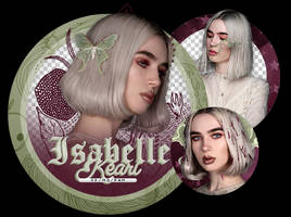 Pack Png 2467 // Isabelle Kearl. by ExoticPngs