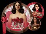 Pack Png 2474 // Lana Del Rey.
