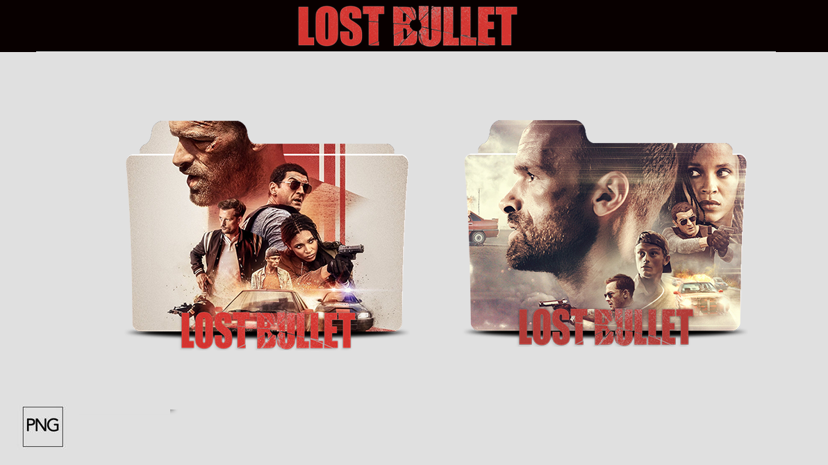 Lost Bullet 2020 Movie Folder Icon By Iamoshmishra On Deviantart