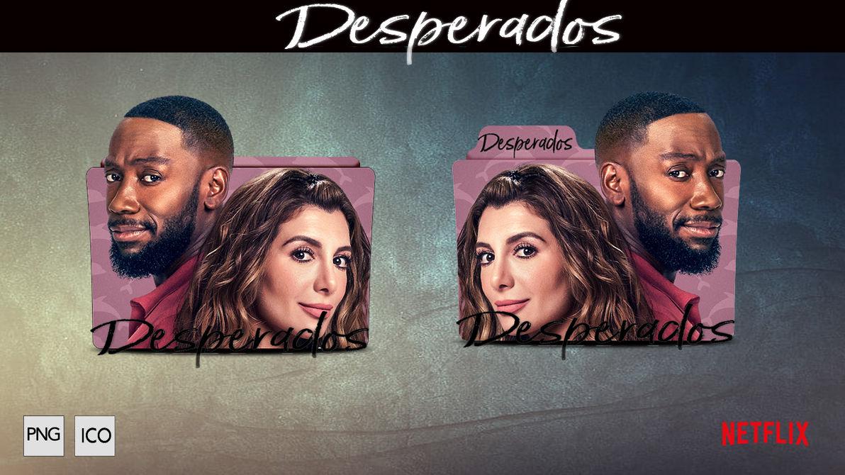 Desperados Folder Icon By Iamoshmishra On Deviantart