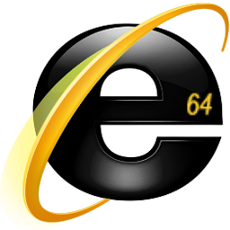 IE 64bit by transcendentalpeace