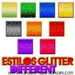 Styles Glitter Different