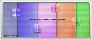 enQuadred Wallpapers