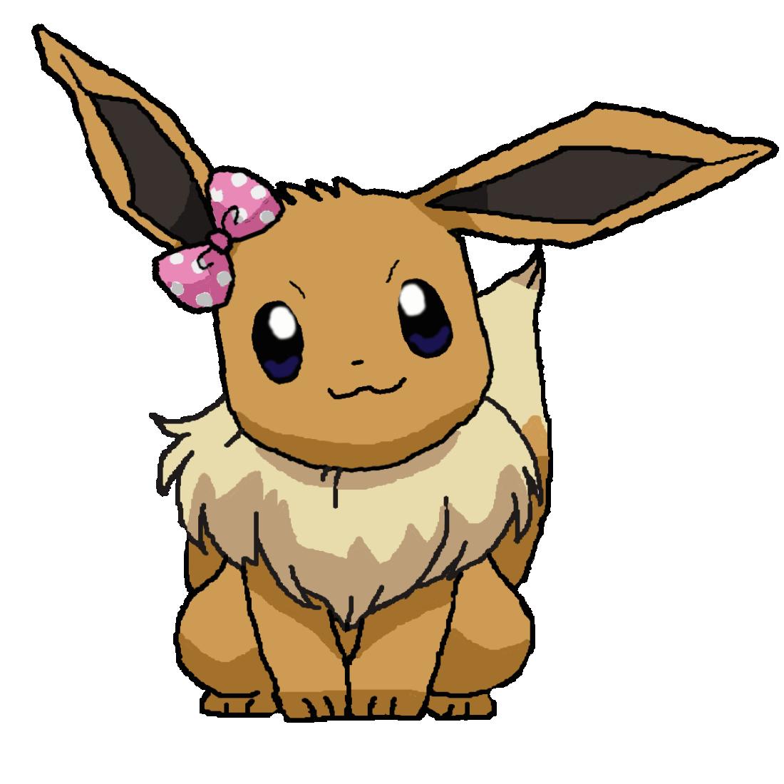 Pokemon Eevee Oc Images