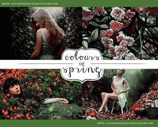 Colours of Spring by Altarviolence by altarviolence