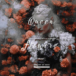 Queen of Flowers by Altarviolence by altarviolence