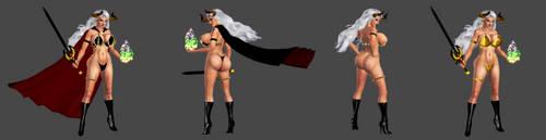 Death Goddess by XNAFan88