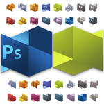 Adobe Cs5 png's and psd