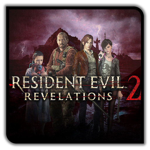 Resident Evil Revelations 2 Icon by diogomoreiras on DeviantArt