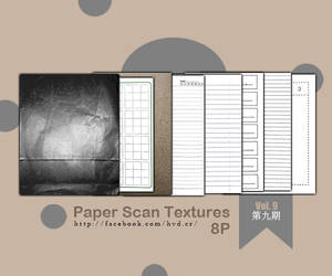 Texture Pack #9 - Paperscans