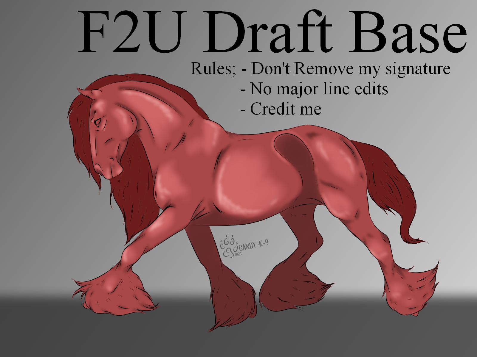 F2U Draft Base