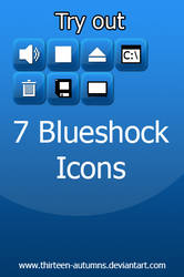 Blueshock Icons